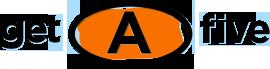 GetAFive logo