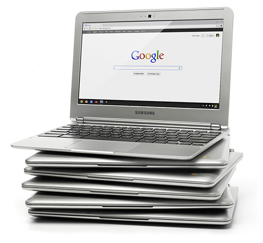 Chromebooks for Education