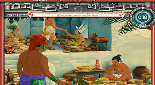 Mayan Mysteries 01