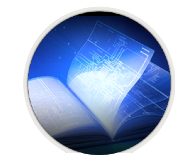 Altius book and technology image