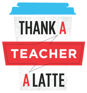 Thanks A Teacher A Latte