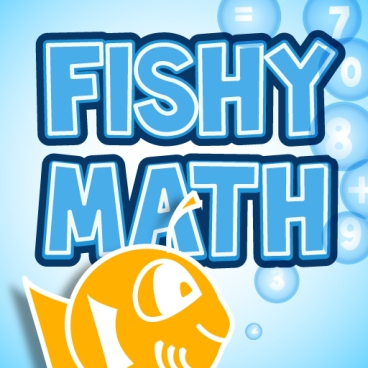 Fishy Math - Logo