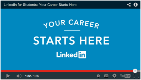 LinkedIn for high school students