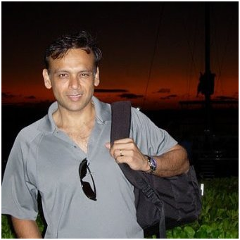 Sanjeev Agrawal of Collegefeed