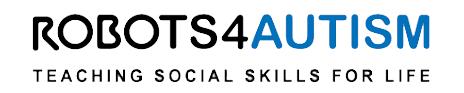 ROBOTS4AUTISM logo