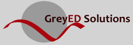 GreyED Solutions logo