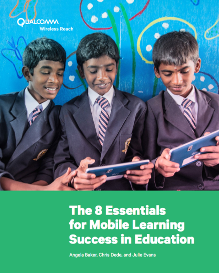 CREDIT Qualcomm 8 Essentials Mobile Learning