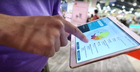 CREDIT Samsung tablet