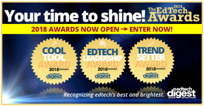 2018Awards your time to shine